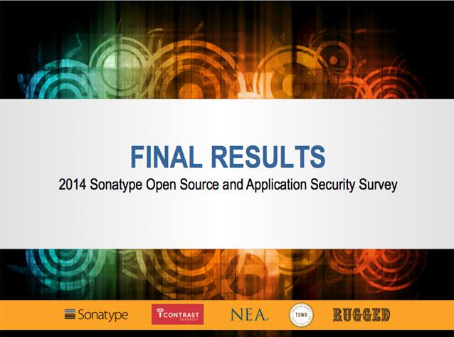 2014 Open Source Development Survey