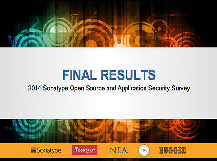 2014 Open Source Development Survey
