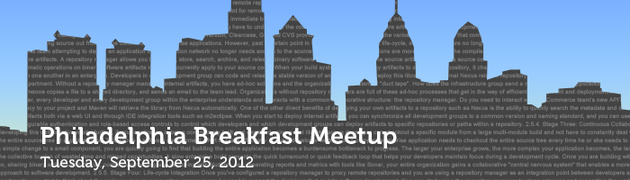 Philadelphia Breakfast Meetup