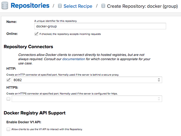 Using Nexus 3 as Your Repository – Part 3: Docker Images