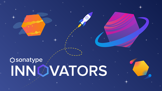 Sonatype Innovators Logo