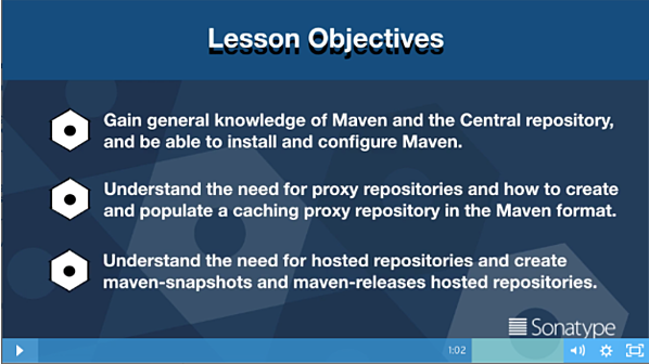 Lesson Objectives 1 for blog