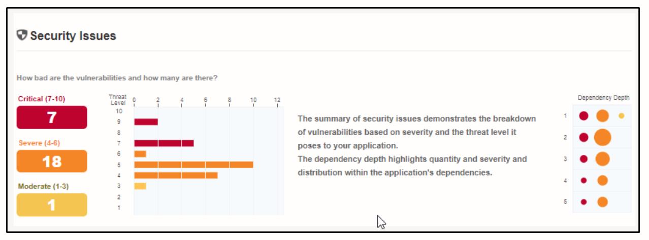Nexus Vulnerability Scanner Security Issues