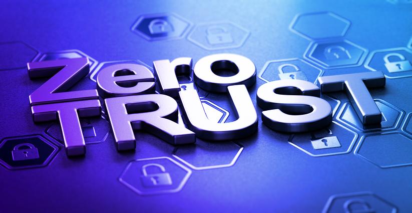 Image of the word Zero Trust