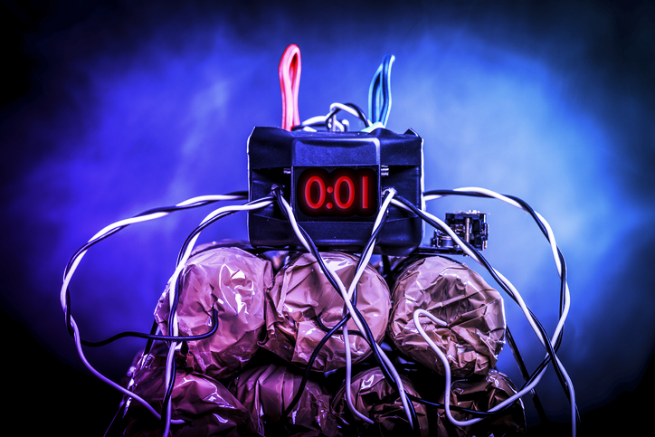 not patching vulnerabilities can be a ticking time bomb