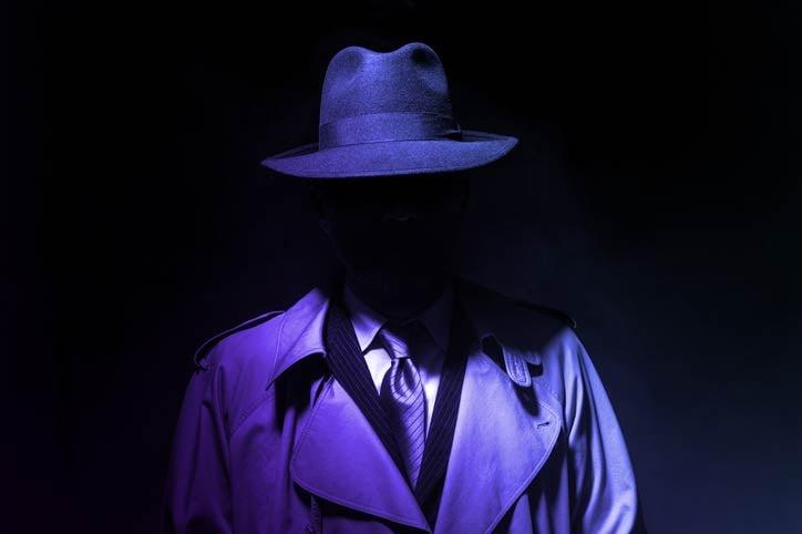 Microsoft secret agent